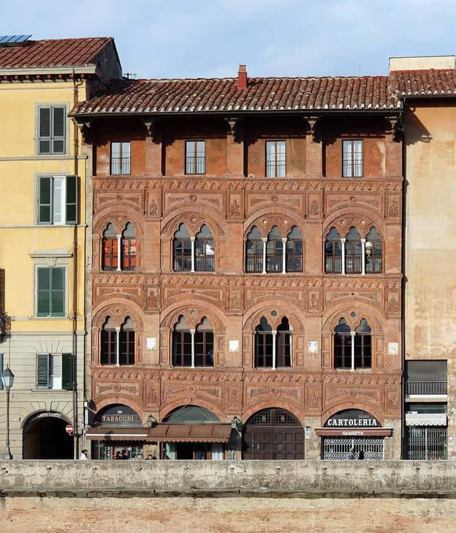 Caffè letterari - Caffè dell'Ussero, Pisa