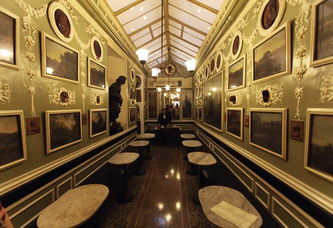Antico Caffè Greco, Roma