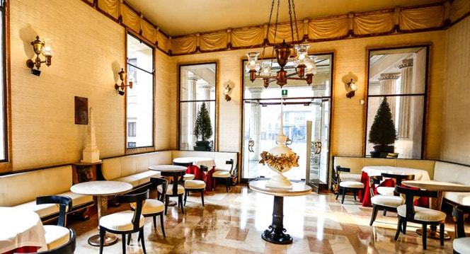 Caffè letterari - Pedrocchi Padova