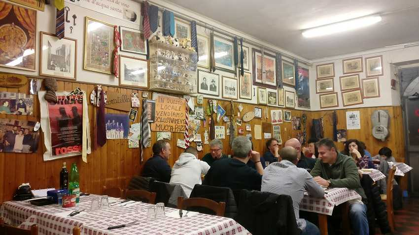 Ristorante osteria Betto e Mary