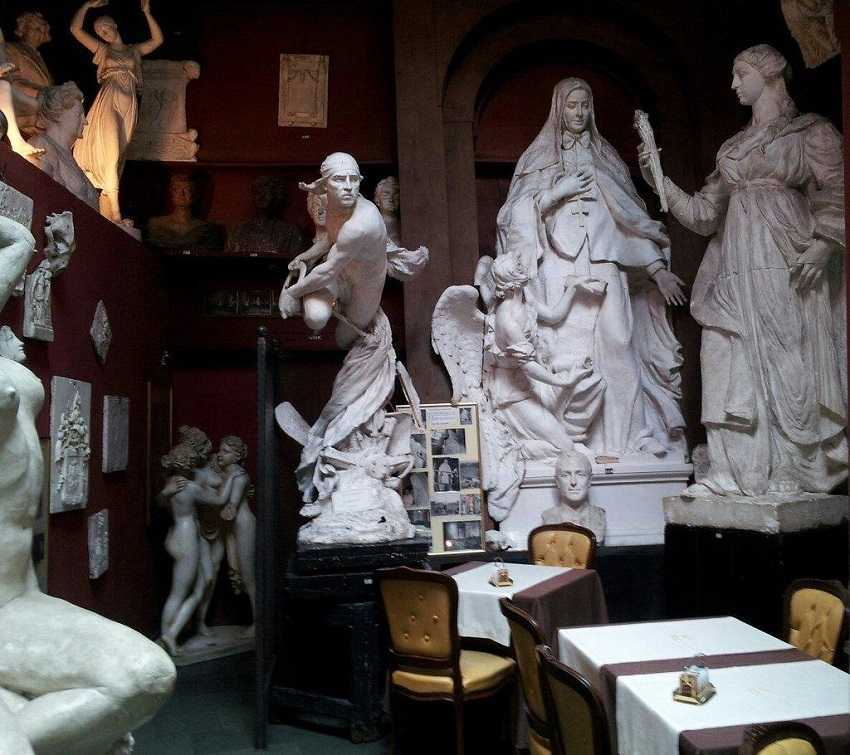 , 7 OF THE MOST UNUSUAL RESTAURANTS IN ROME, Foodiestrip.blog