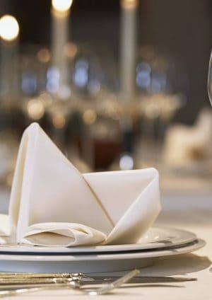 Coperto ristorante - Foodiestrip.blog