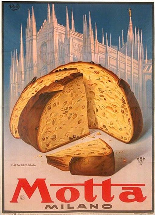 PANETTONE, HISTORY AND LEGEND