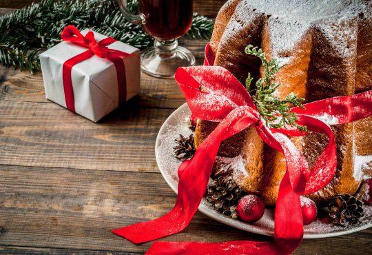 Pandoro dolce natalizio