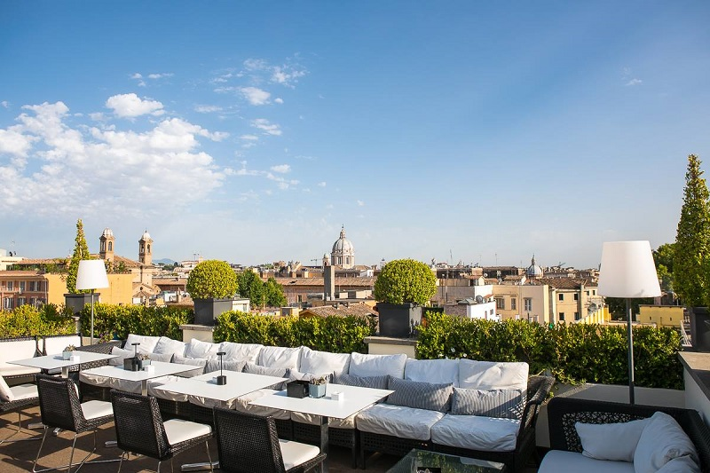 7 Romantic Restaurants Some Not Expensive In Rome For