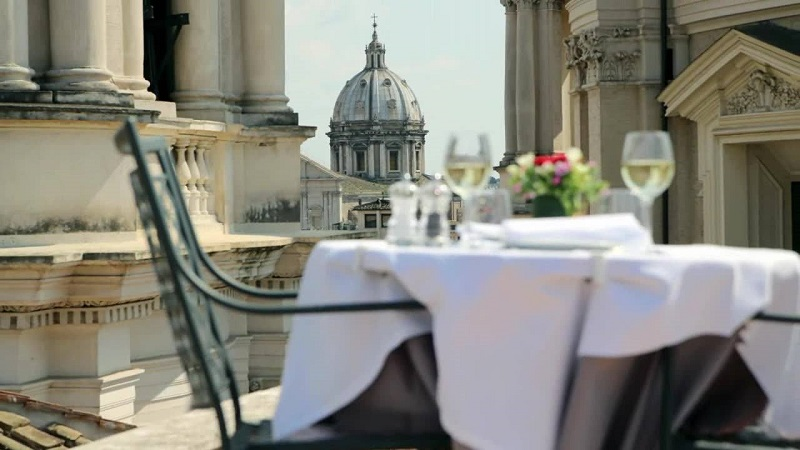7 ROMANTIC RESTAURANTS (SOME NOT EXPENSIVE) IN ROME FOR VALENTINE'S DAY