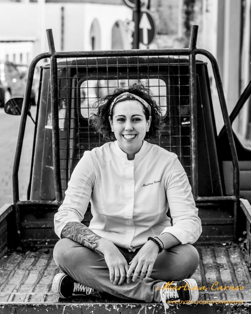 , MARTINA CARUSO WINS THE MICHELIN FEMALE CHEF AWARD 2019, Foodiestrip.blog