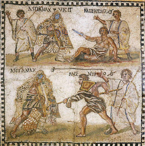 , THE GLADIATORS: WHO THEY WERE AND WHAT THEY USED TO EAT, Foodiestrip.blog