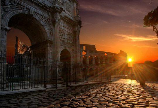 itinerari gastronomici a roma