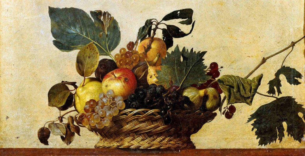 , CARAVAGGIO AND THE ROMAN-STYLE ARTICHOKES, Foodiestrip.blog