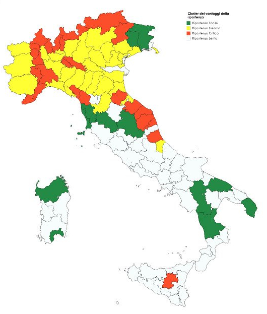 PHASE 2 IN ITALY AND EUROPE: THE NEW DECREE AND AID TO RESTAURANTS