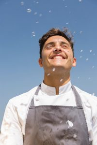 30-YEAR OLD AND A MICHELIN STAR: DANIELE LIPPI TELLS HIS STORY